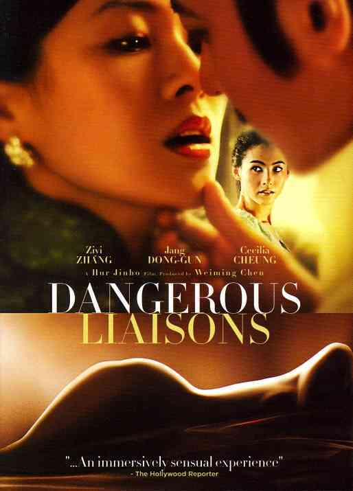 DANGEROUS LIAISONS BY CHEUNG,CECILIA (DVD)